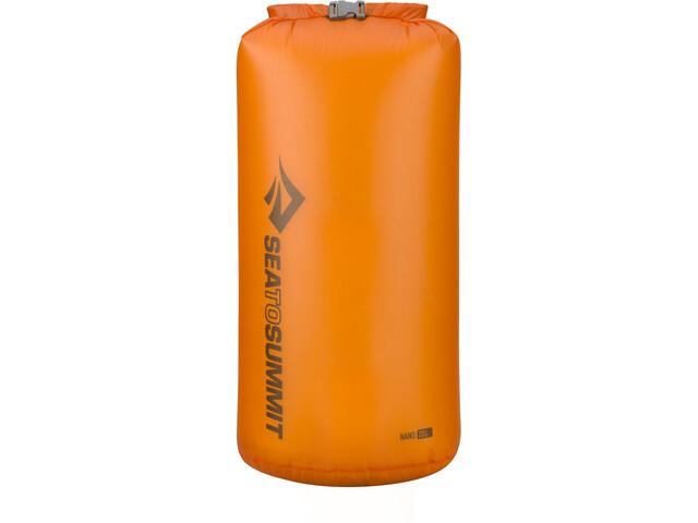 Sea to Summit Ultra-Sil Nano Borsa impermeabile 20l, arancione
